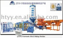 fly ash brick making machine( Qt8-25)