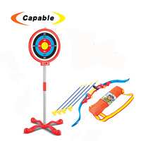 Archery shooting plastic kids bow and arrow toys
