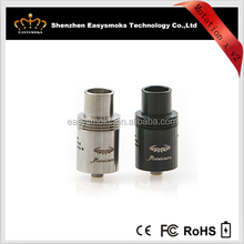 New innovation paypal accepted stainless steel 22mm rda mutation x v2