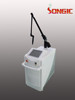 High frequency and better result in tattoo removal machine Q-Switch ND:YAG Laser