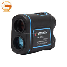Powerful 1500M 7X Magnification Long Distance Measure Speed Angle Golf Laser Range Finder