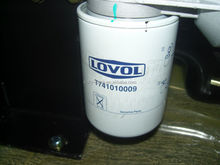 Element Lub-oil filter for engine parts for Lovol perkins