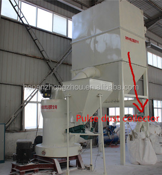 high pressure super fine environmental raymond mill with pulse dust collector for marble 3R88