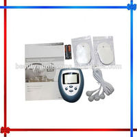 Hot 21 digital electric pulse therapy slimming massager