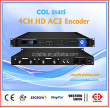 hd/sd sdi encoder, h 264 sdi to ip encoder Radio and station equipent for sale COL5141S