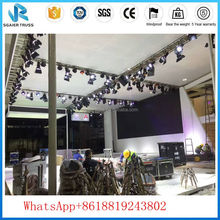 Lighting Truss Lifting/Decoration Light Truss For Car Show