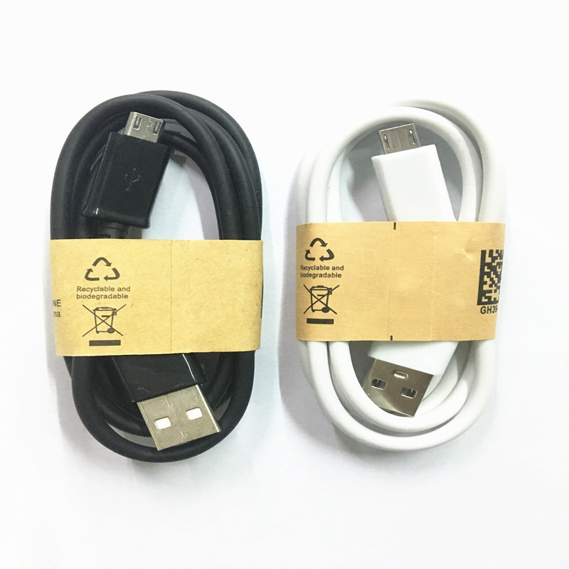 Hotsale 1 M 3FT Micro V8 Câble Chargeur de Données de Synchronisation de Câble Pour Samsung S8 S7 S6 S5 - ANKUX Tech Co., Ltd