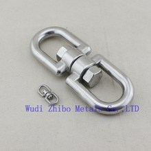 Top Quality Stainless Steel 316 / 304 Eye Eye Swivel / Double Eye Swivel With Best Price
