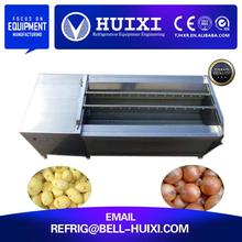chinese vegetables roller washing machine/vegetables washer