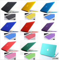 15.4 smooth crystal shell plastic case for macbook pro a1398 with retina