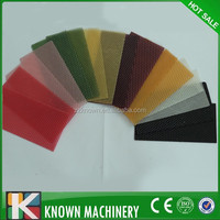 OEM colorful bulk plastic comb foundation
