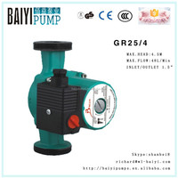 automatic booster electric centrifuga hot water pressure circulation RS25-4G pump