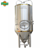 Used fermentation tanks for beer brewing equipment