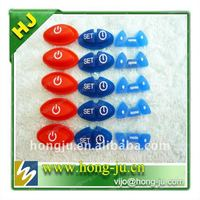 silicone rubber button keypad
