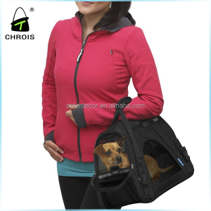 Color Could be customized pet dog cat travel bag