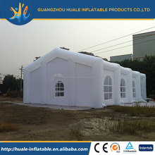 Newest design hot sale superior quality popular type inflatable tent for camping or party