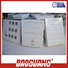meter protect box/single phase 2unit meterbox