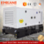16KW diesel generator silent canopy AC single phase for hotel use