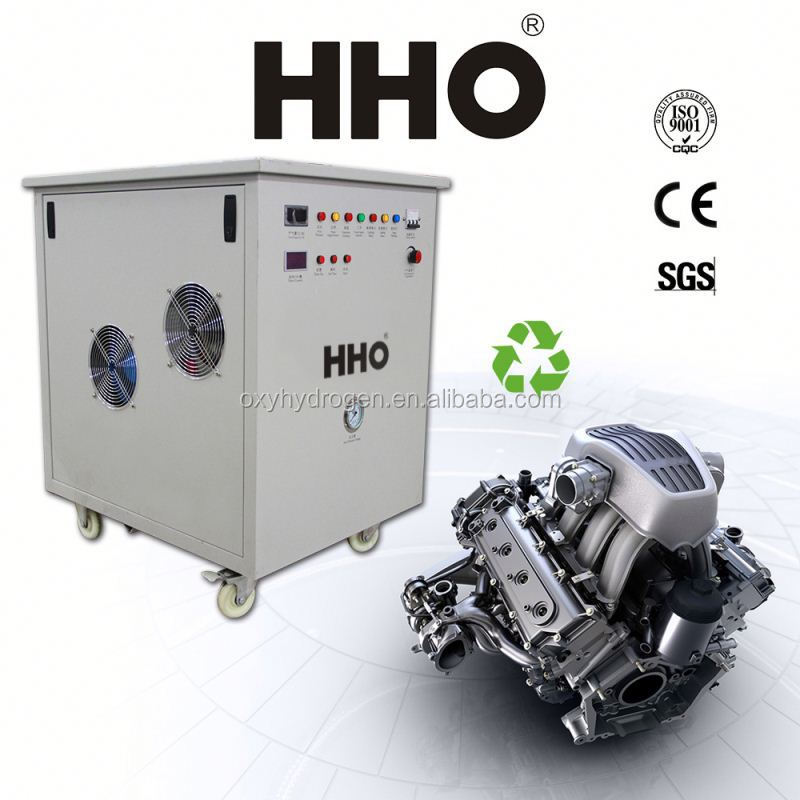 HHO3000 Car carbon cleaning car radio android