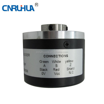 K9040 absolute hollow shaft incremental encoder