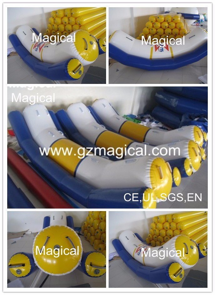 Floating Inflatable Seesaw Games Inflatable Water Seesaw Inflatable Seesaw