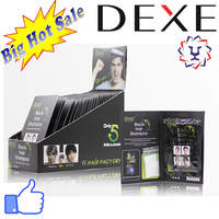 Dexe NONI plant Essence black hair shampoo The 2nd generation Black hair shampoo,natural hair dye