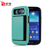 Bulk buy from China Two in one phone case for Samsung S3