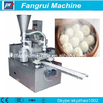 China manufacturer vegetable and meat Momo stuffed bun machine