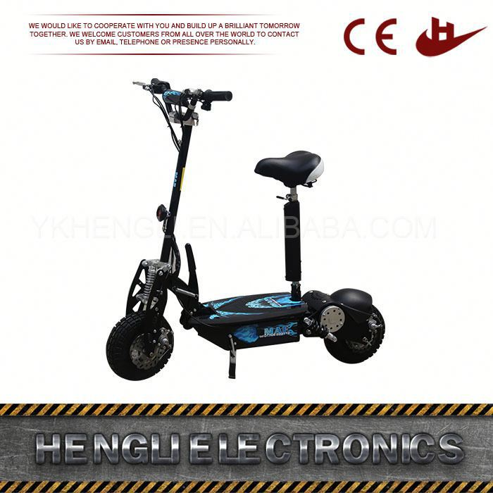 Smart Drifting 2 Person Electric Scooter With Strong Power