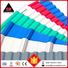 8 ft Hot dipped Corrugated steel roofing sheets