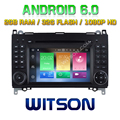WITSON Octa-Core(Eight Core) Android 6.0 CAR DVD FOR MERCEDES-BENZ A/B CLASS 2G ROM 1080P TOUCH SCREEN 32GB ROM