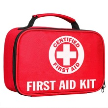 Top Selling KF762 12-in-1 first aid kit (120 piece) for Emergencies at Home, Outdoors, Car, Camping