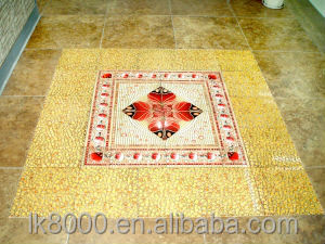 Decorative multi patterns uv ceramic floor inkjet printer