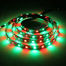 CE RoHS programmable digital led strip smd 5050 rgb diode lighting source sk6812 waterproof decor flexible led strip light