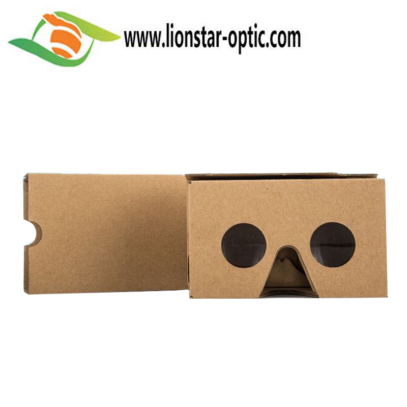 Cardboard VR 3d Glasses,Virtual Reality Cardboard 3D Glasses For 3D Movies