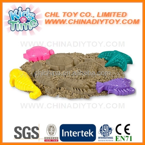 Educational toy thinking sand for children