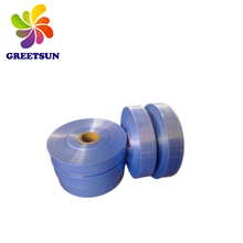 Pvc palstic packaging film for sleeve