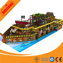 Hot!!!!!!!!!!!! Pirate Ships Commercial Indoor Playground For Children