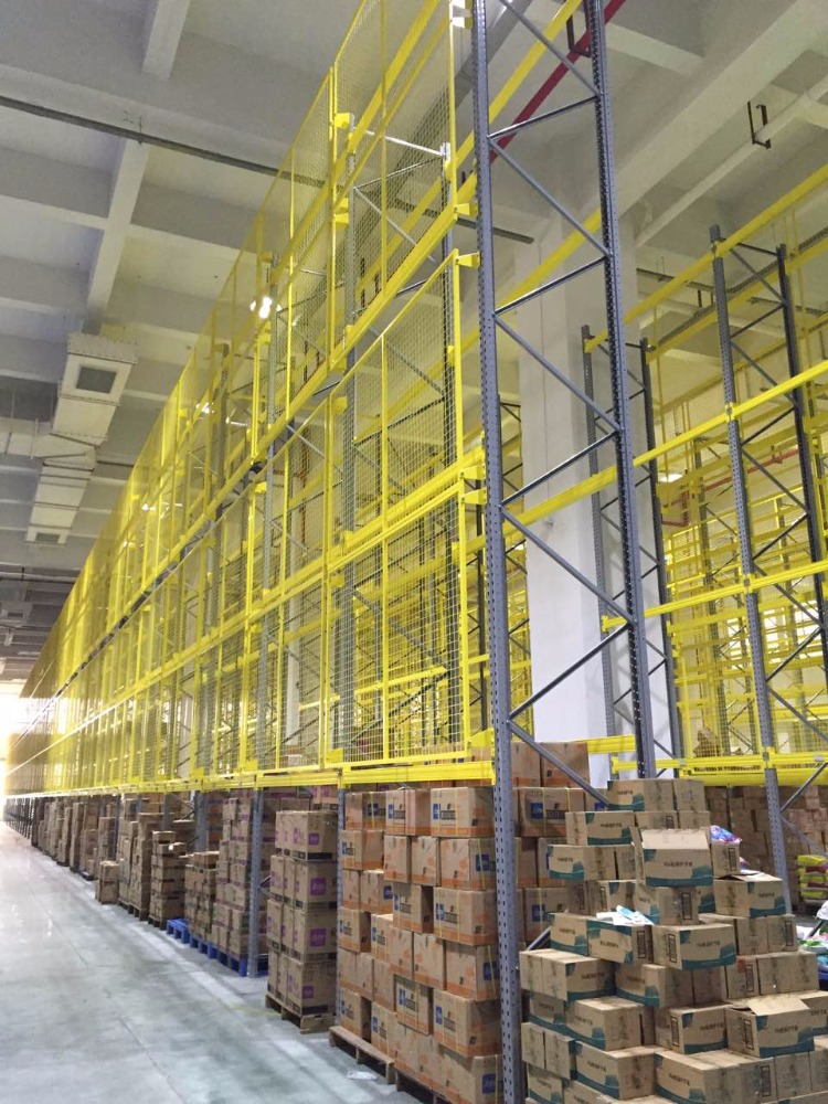 50mm Hooker Step and Box Beam AS4084 Certificated ezlock pallet rack