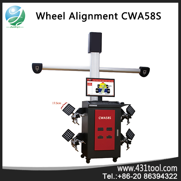 computer visual 3d four wheel alignment price