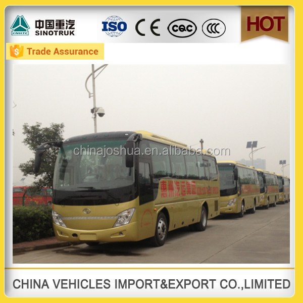 sinotrock hyundai aero city low price stock electric buses price