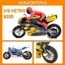 Popular! 1/5 NITRO POWER .15 ENGINE RC MOTORCYCLE RC CAR