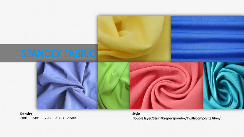 High quality spandex fabric