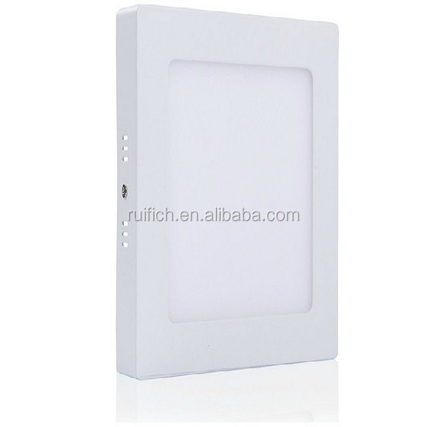 New Square LED Panel Light Surface Mounted AC90-265V 18w LED Ceiling Light For Bathroom Bedroom illuminate LED Lamp