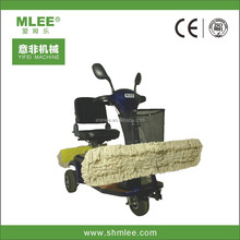 ride-on electric dust cleaner carts motor 12v with reducer