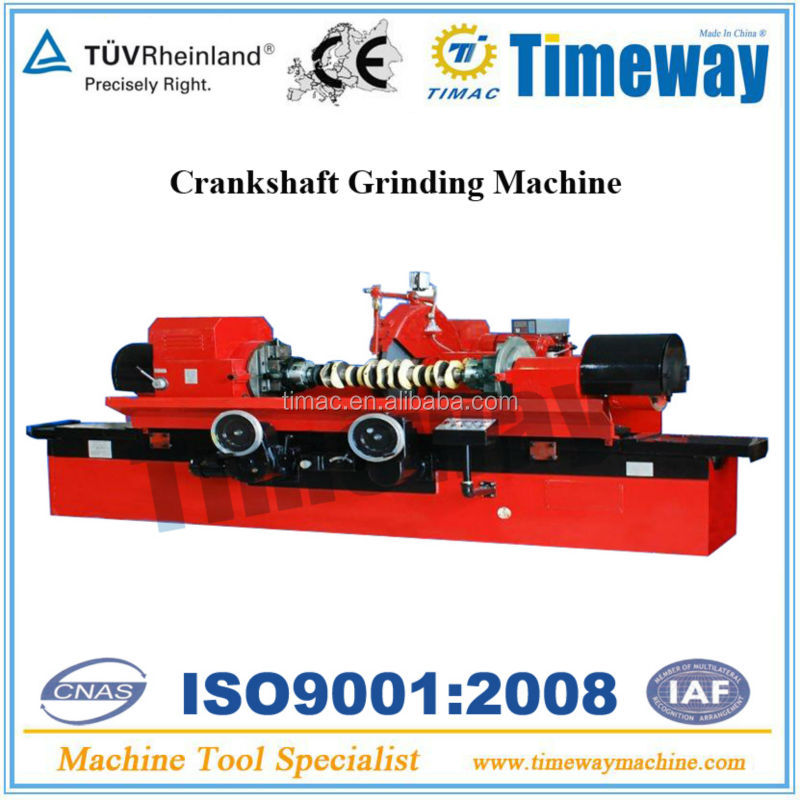 Metal Crankshaft Grinding Machine / Precision Crankshaft Grinder