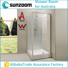 Australia complete shower kits,corner shower cubicle,enclosed shower cubicles