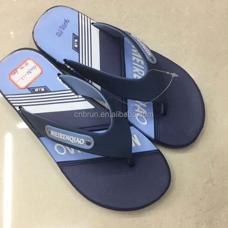 EVA Beach Flip Flops Sandals Slippers for men In Stocks17083025