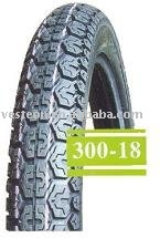 motorcycle tire and tube 300-1801