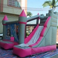 HOLA commercial bouncy castles/inflatable moon bounce/inflatable trampoline for sale